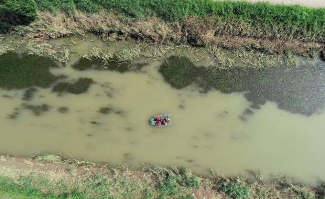 Sel suları Derya'yı 5 gün sonra verdi