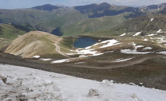 Trabzon'un Yedi Gölleri'nin yolu ulaşıma açıldı