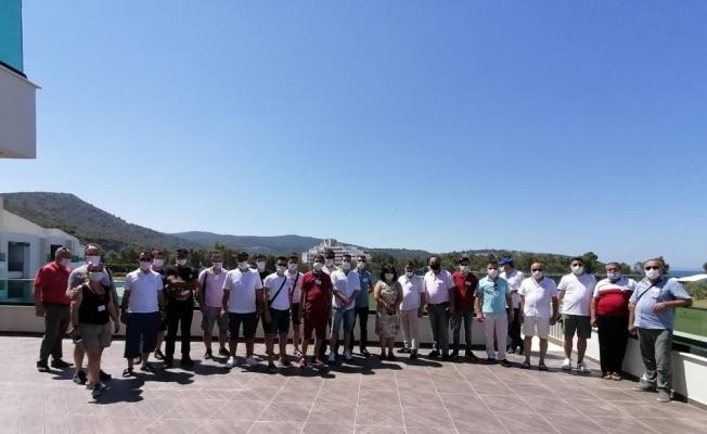 250 bölge seyahat acentesi Kuşadası'nda bir araya geldi