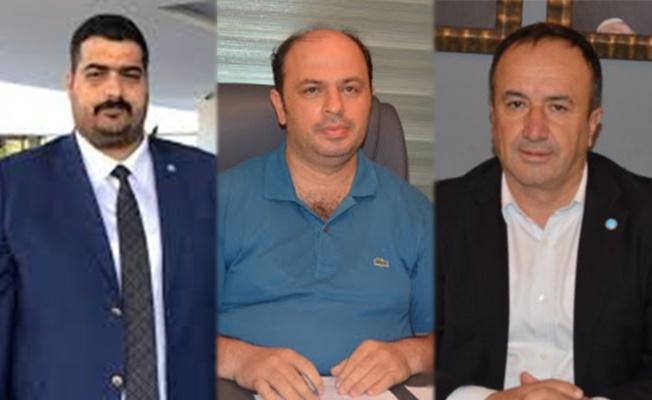 Alanya'dan 3 isim Ankara'ya gitti