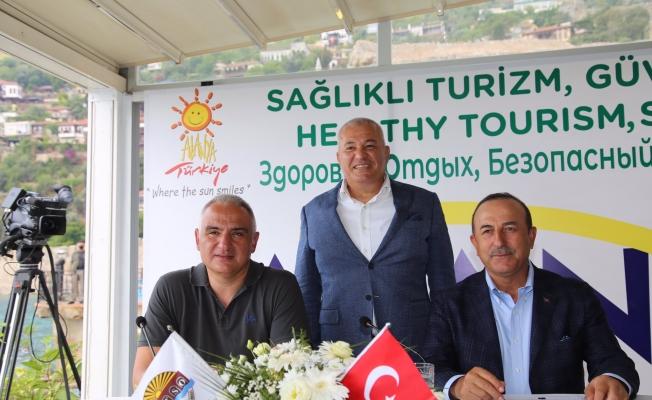 Alanya'da 'Sağlıklı Turizm, Güvenli Kent' toplantısı yapılıyor