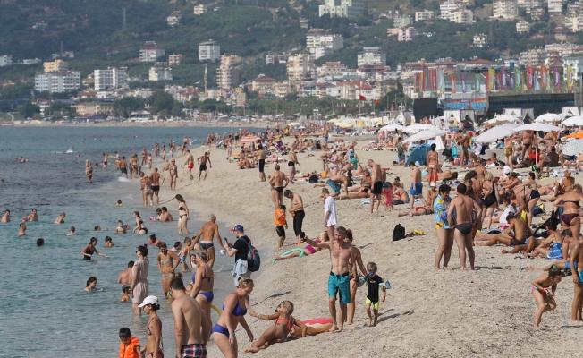 Alanyalı turizmcilerde Rusya sevinci