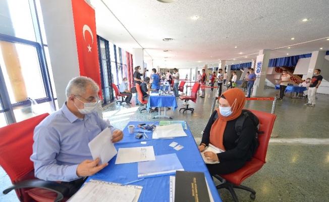 Ankara'da liyakat esasına göre mülakatla 300 itfaiye eri alınacak