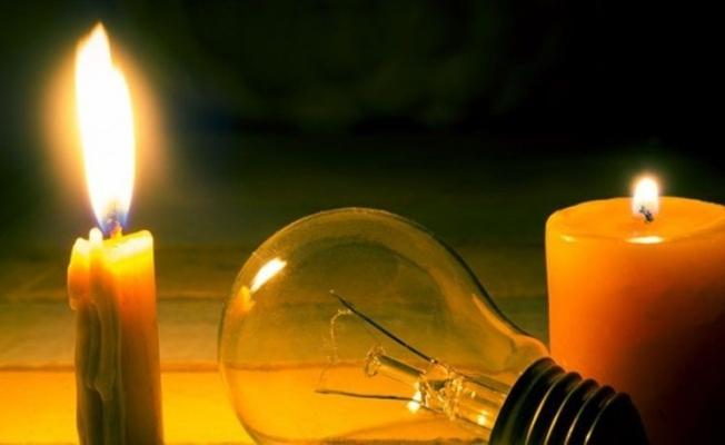 Bu gece Alanya'da 7 mahalle enerjisiz kalacak