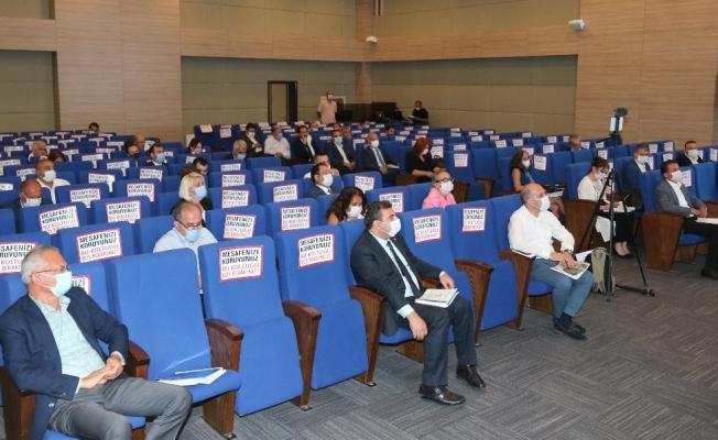 """Çankaya Belediye Meclisinde """"yeni normal"""" toplantı dönemi"""
