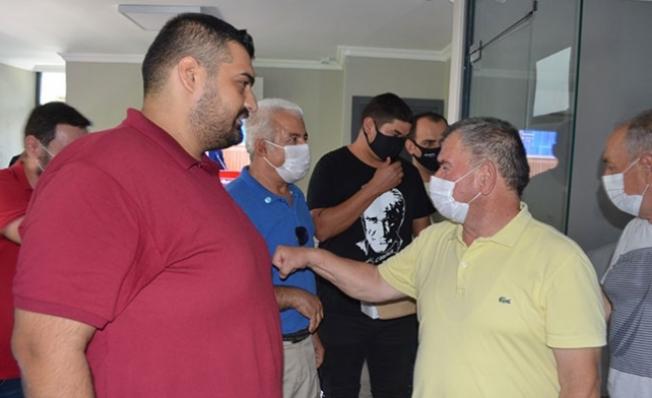 CHP'den İYİ Parti'ye 'hayırlı olsun' ziyareti