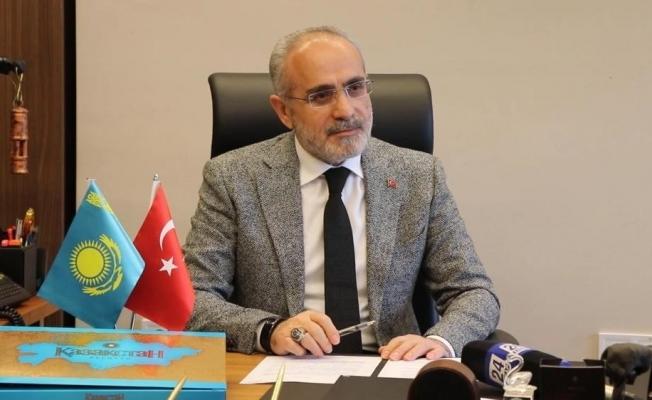 """Cumhurbaşkanı Başdanışmanı Topçu: """"Büyük Türk dünyasının sınır doğusu da, batısı da hamdolsun emin ellerdedir"""""""