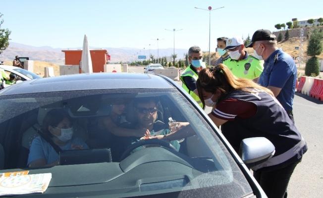 Elazığ'da kapsamlı trafik uygulaması