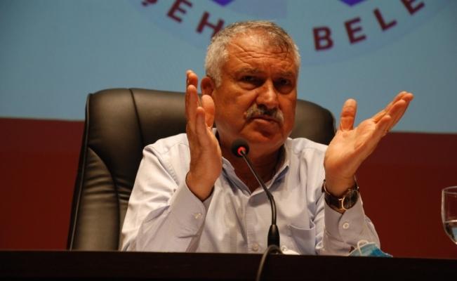 """Karalar: """"Belediyenin geliri 100 milyon liranın üstünde olmalı"""""""