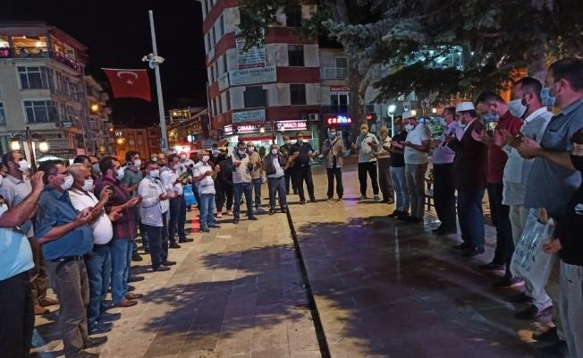 Nasuhağa Camii'nde Ayasofya buluşması