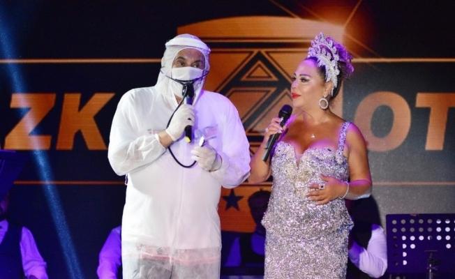 Safiye Soyman 30. sanat yılının ilk konserini Bodrum'da verdi