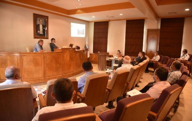 Taşköprü Belediyesi olağan meclis toplantısını gerçekleştirdi