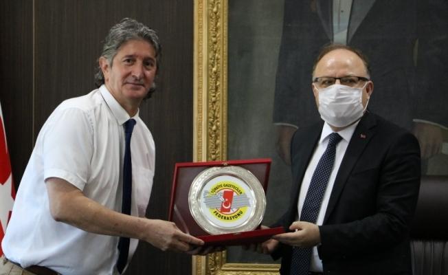 """Vali Tutulmaz; """"Enerjimizi Zonguldak paydasına harcayalım"""""""