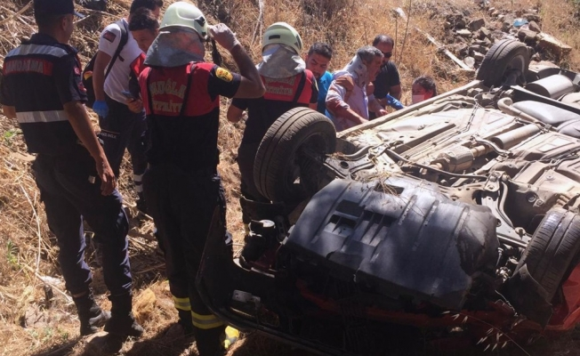 Yatağan'da kaza: 4 yaralı