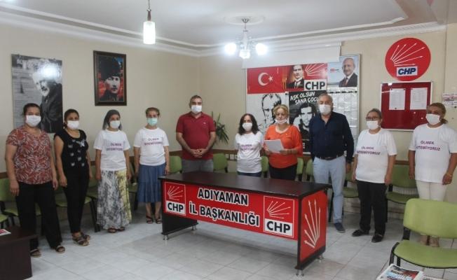 CHP'den İstanbul Sözleşmesi açıklaması