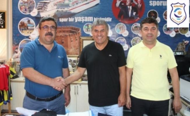 Kestelspor Ahmet Duman'a Emanet