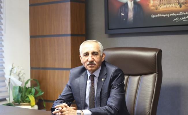 Milletvekili Taş'ın, AK Parti'nin 19. Kuruluş Yıl Dönümü mesajı
