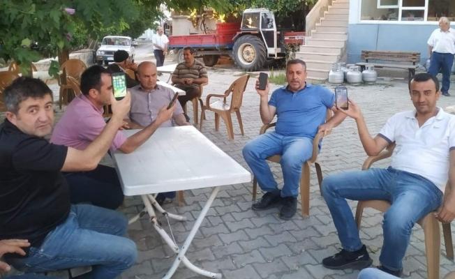 Osmancık'ın köylerinde cep telefonları çekmiyor