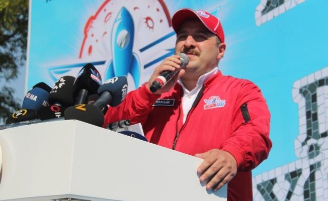"""Bakan Varank: """"Teknoloji alanındaki farkındalığı arttırmak için festivali Anadolu'ya taşıdık"""""""