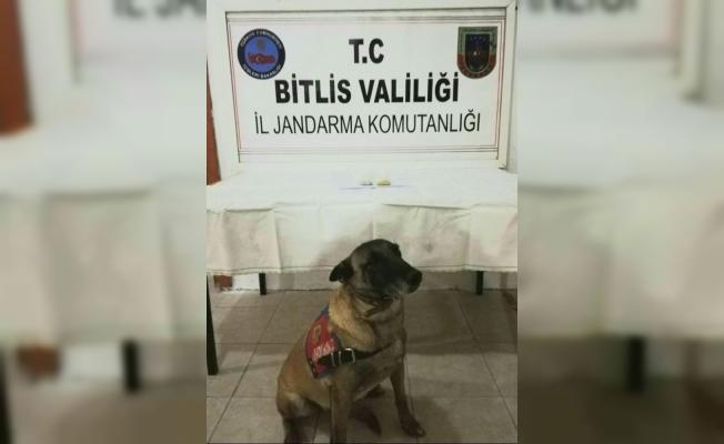 Bitlis'te Metanfetamin ele geçirildi