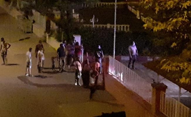 """Mahalleyi karıştıran """"fren"""" kavgasıyla ilgili 1 tutuklama"""