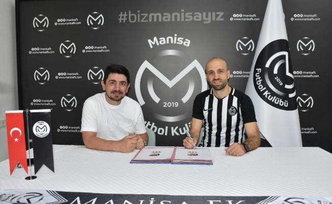Mehmet Güven Manisa FK'da