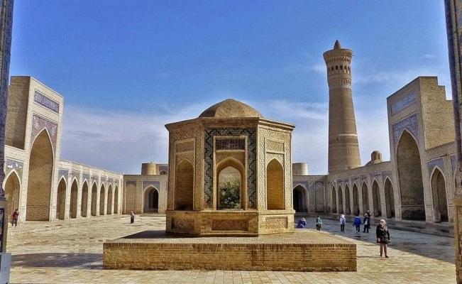 Özbekista'ndan Buhara turizmi için atılım