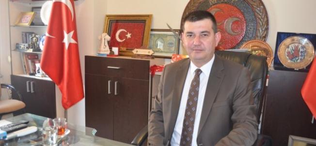Türkdoğan: Kongremizi coşkuyla gerçekleştirdik