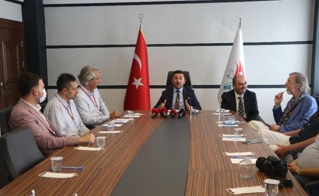 Uluslararası Turizm Filmleri Festivali artık Nevşehir'de düzenlenecek