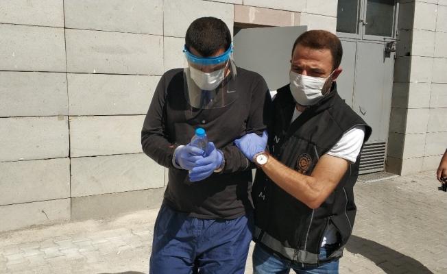 Uyuşturucu ticareti iddiasına adli kontrol