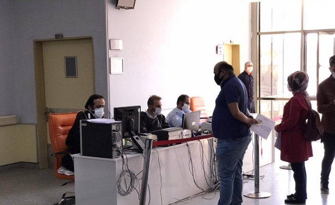 Van'da vakaların artması üzerine yeni poliklinikler açıldı