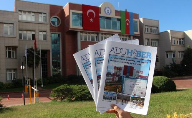 ADÜ Haber Dergisi'nin 156'ıncı sayısı okurları ile buluştu
