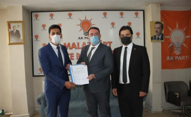 AK Parti Malazgirt Gençlik Kolları Başkanlığına Resul Can Akgün seçildi