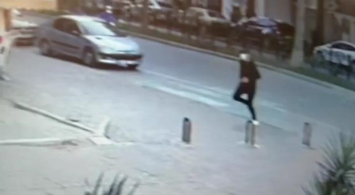 Alanya'da giden şahıs Gazipaşa'da olay çıkardı
