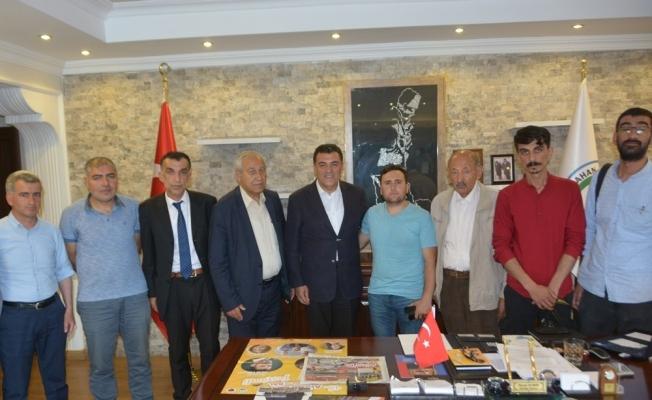Başkan Demir'den 21 Ekim Dünya Gazeteciler Günü mesajı