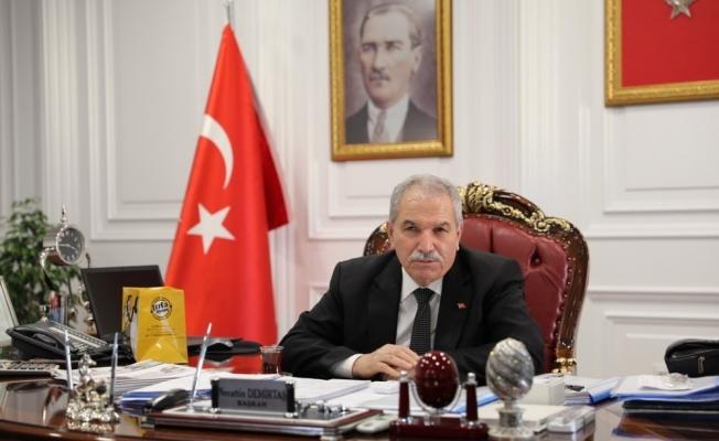 """Başkan Demirtaş: """"Çözüm odaklı hizmet uyguluyoruz"""""""