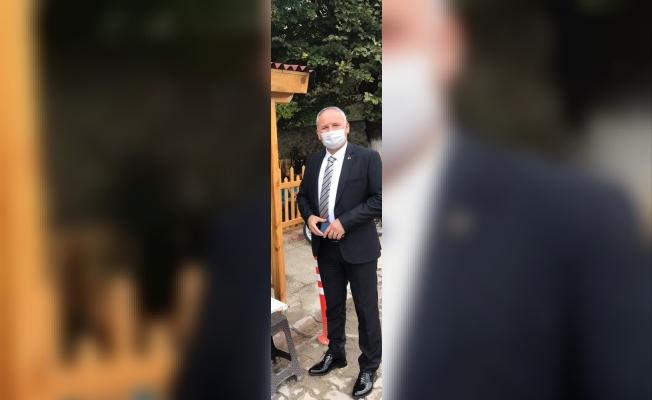 Korona virüs tedavisi gören belediye başkanı taburcu oldu