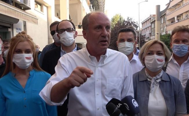 """Muharrem İnce, Kılıçdaroğlu'nun 'erken seçim' çağrısını destekledi: """"Demek ki aday olmayı düşünüyor"""""""