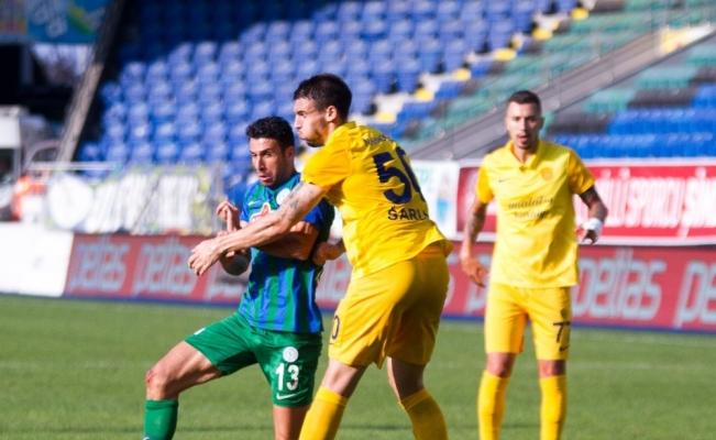 Süper Lig: Çaykur Rizespor: 5 - MKE Ankaragücü: 3 (Maç sonucu)