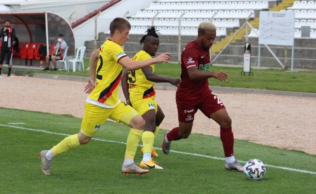 TFF 1. Lig: RH Bandırmaspor: 1 - Eskişehirspor: 1
