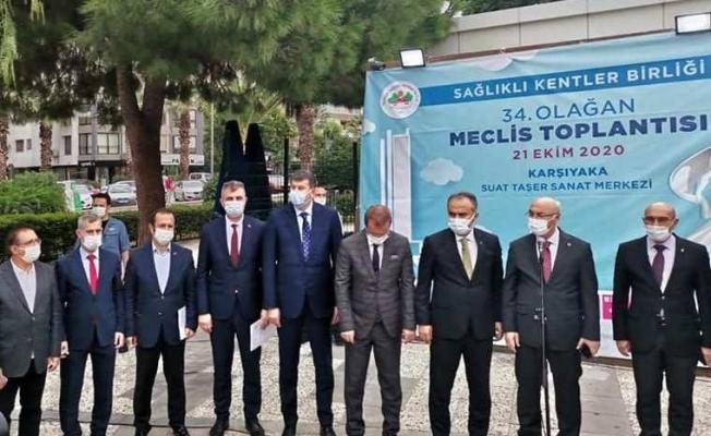 Türkiye Sağlıklı Kentler Birliğinin meclis toplantısı Yeşilyurt'ta yapılacak
