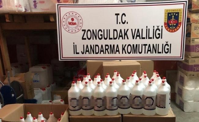 Valilikten 'dezenfektan görünümlü sahte içki' uyarısı