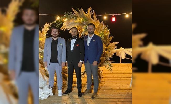 Yunus Özkartal evliler kervanına katıldı