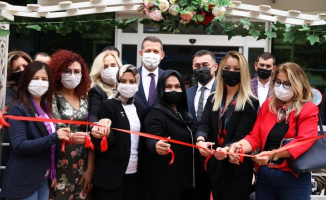Alanya'da aile ve destek merkezi açıldı