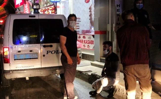 Bursa'da Suriye uyruklu vatandaşlar arasında silahlı kavgada 3 kişi yaralandı