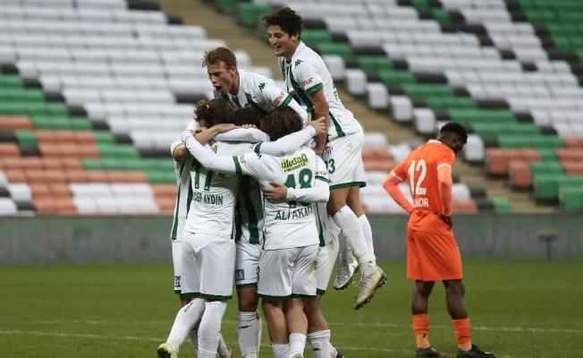 Bursasporlu futbolcular Adanaspor galibiyetini yorumladı