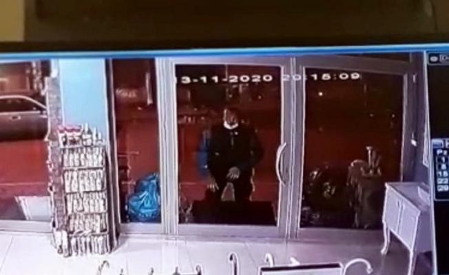 Cam kapıyı fark edemeyince olanlar oldu
