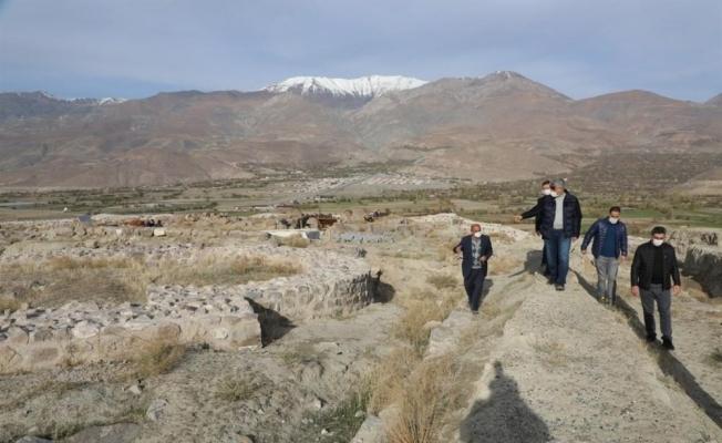 Erzincan'ın tarihi ve turistik yerleri, bürokrat ve işadamlarından tam not aldı