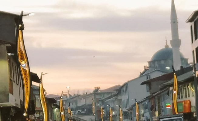 Karlıova'ya tasarruflu modern sokak lambaları