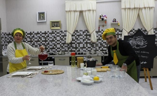 KAYMEK 'Türk Mutfağı Kursu'nda ilk menüsüyle kursiyerlerle buluşacak